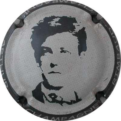 N°0970i Arthur Rimbaud